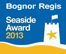 Bognor Regis Seaside Award 2013