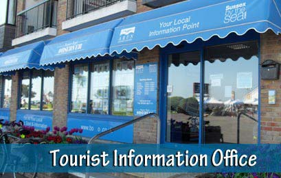 Tourist and visitor information office