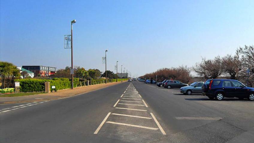 Aldwick beach parking