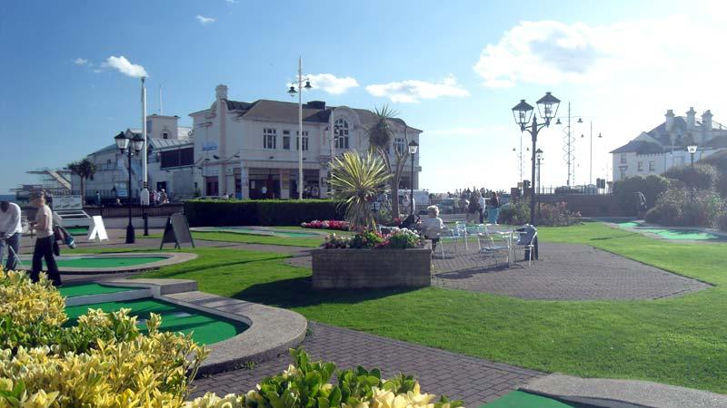 Crazy Golf Bognor Regis