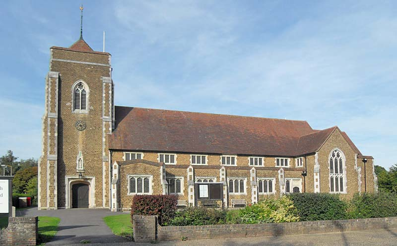 St Richards Church Aldwick