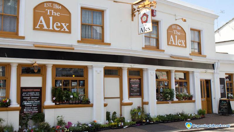The Alex Bognor Regis