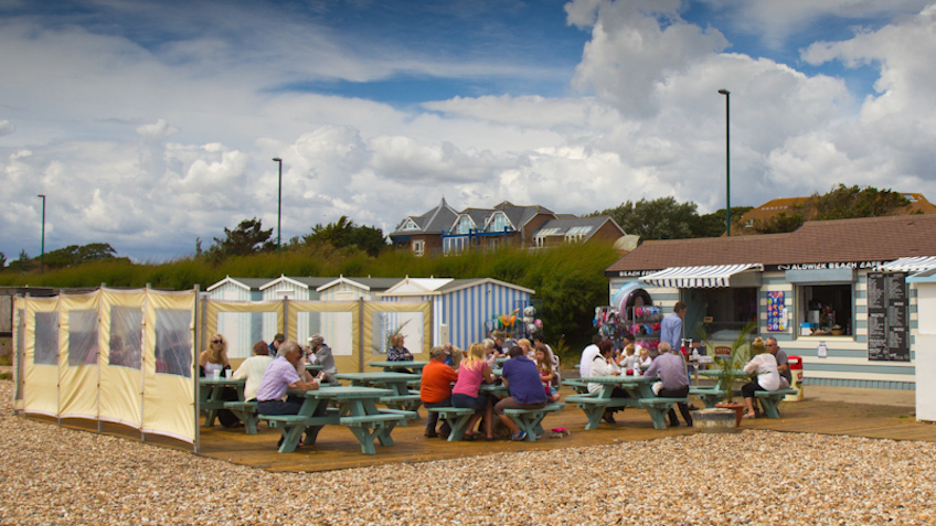 Aldwick beach refreshments