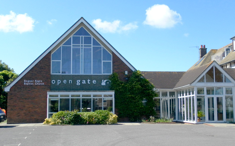 Open Gate Baptist Church Bognor Regis