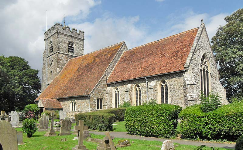 St Mary the Virgin Church Felpham