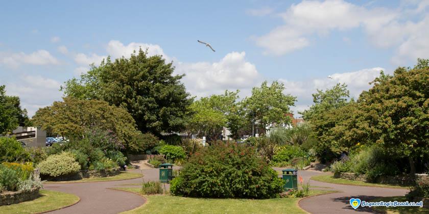 Sunken Gardens Bognor Regis