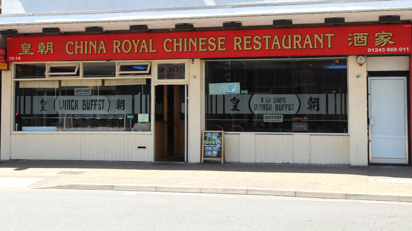 China Royal Bognor Regis