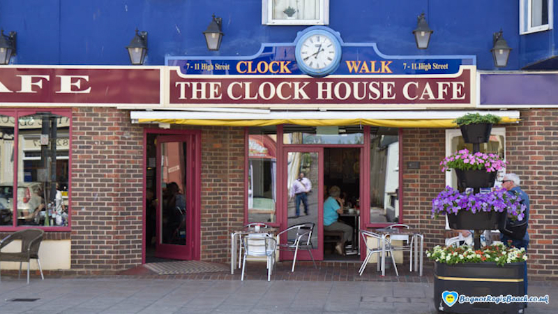 Clock House Cafe Bognor Regis