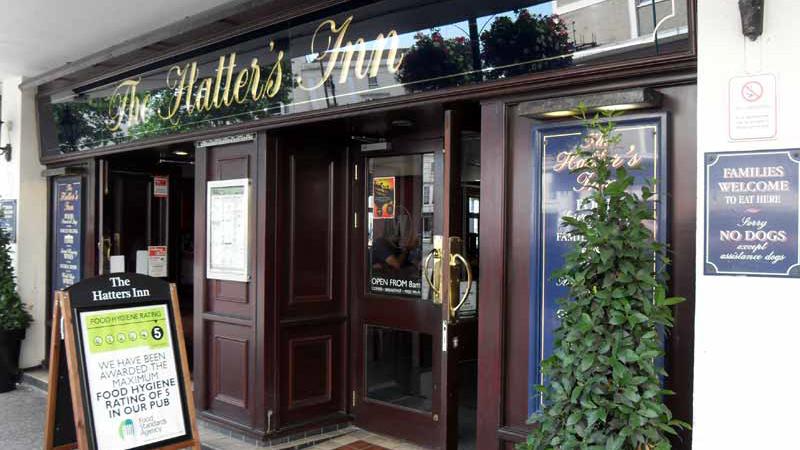 Hatters Inn Bognor Regis