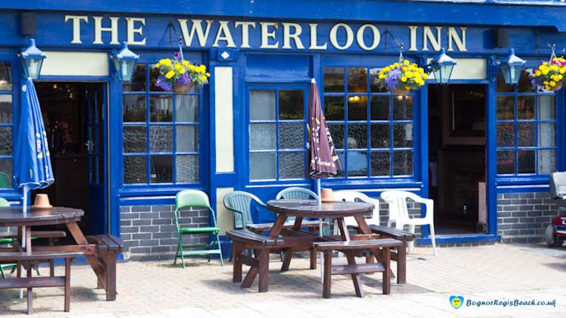 The Waterloo Inn Bognor Regis