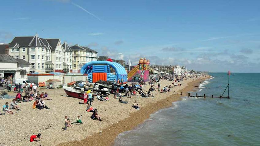 Bognor Regis has always been a popular Seaside Resort