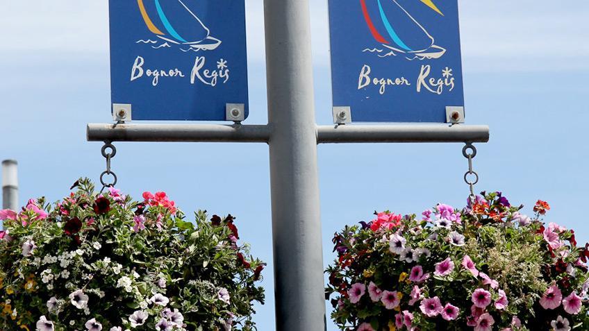 Sunny Bognor Regis