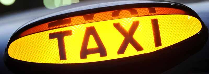 Taxi firms in Bognor Regis