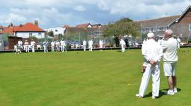 Swansea Gardens tennis and bowls