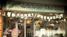 Little London Tea Shop Pagham